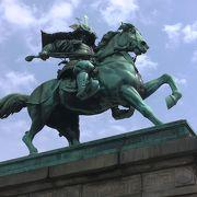 東京の三大銅像