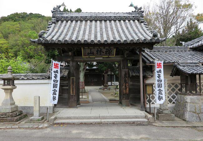 三吉、観音様、霊験あらたかなお寺さん