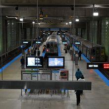 シカゴ オヘア空港駅