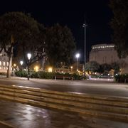 バルセロナ観光の起点