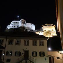 クーフシュタイン要塞