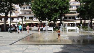 ビルへン デ ラ ペーニャ広場