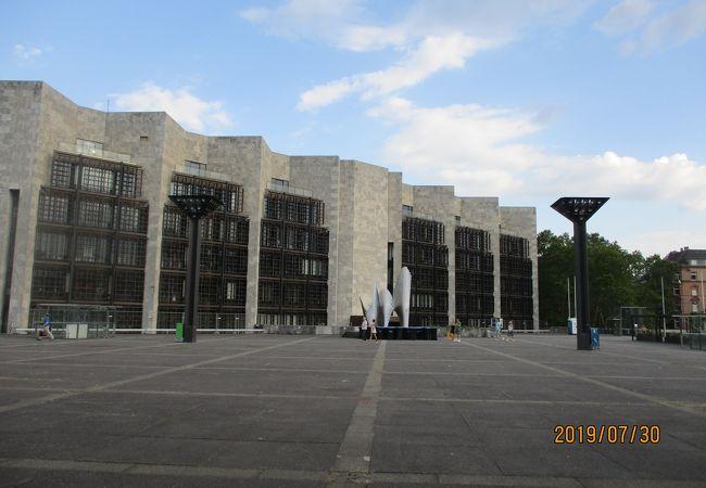 市庁舎(マインツ)