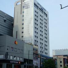 ホテル フォレット プレミア ナンポ