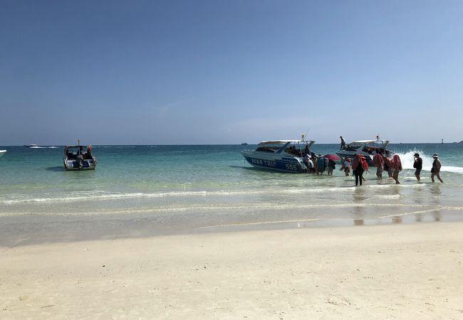 スピードボート (サメット島行き)