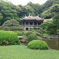 環境省所管の庭園