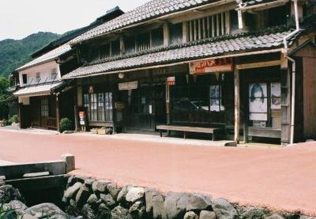 江戸時代の宿場町が残る景観 ~ 熊川宿