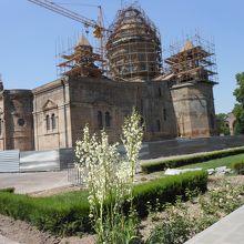エチミアツィンの大聖堂と教会群及びズヴァルトノツの古代遺跡
