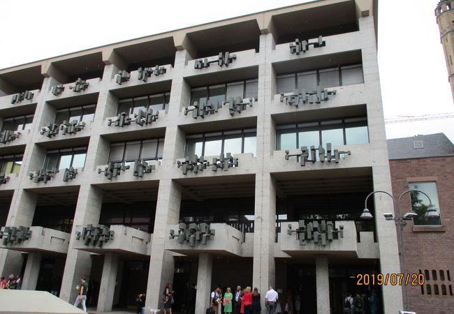 アルターマルクトの市庁舎