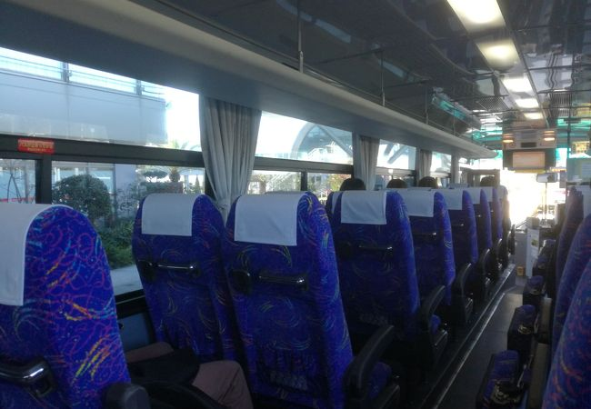 新山口駅行きのバスは便利だが新山口駅で乗り換え必要。運賃的にはJRよりかなり割高