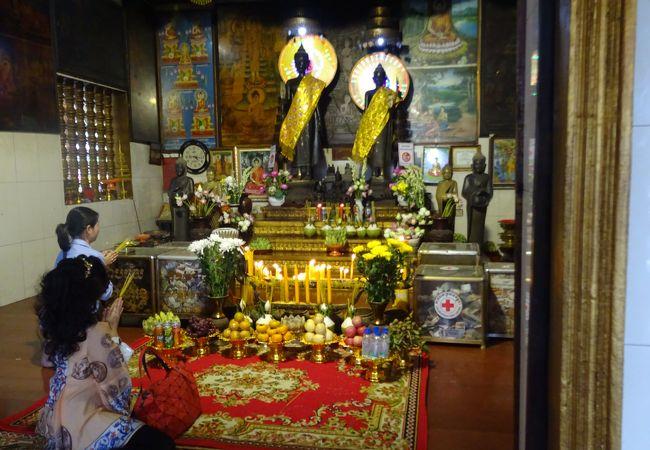 地元の寺院さん