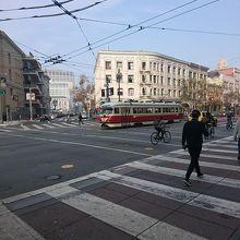 サンフランシスコ市交通局