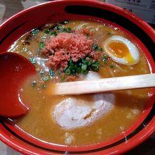 えびそば/しょうゆ/あじわい/太麺