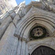 マンハッタンの教会