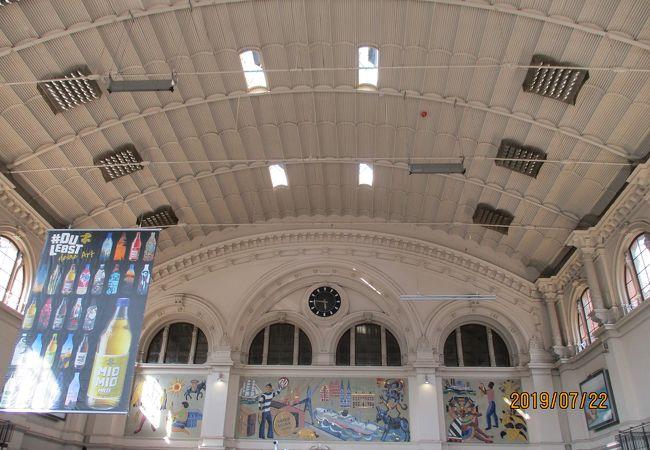 ブレーメン中央駅