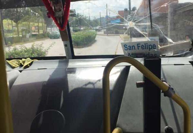 バス (サン ミゲル デ アジェンデ)
