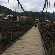 十分観光大橋