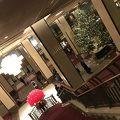 老舗の高級ホテル