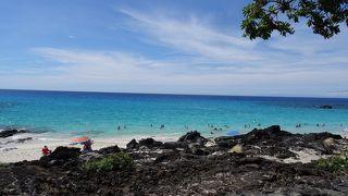 クアベイ マニニオワリビーチ