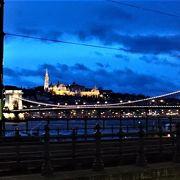 ブダペストの人気観光名所の橋
