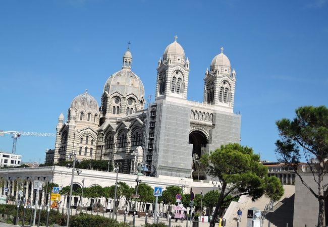 サント マリー マジョール大聖堂 (マルセイユ大聖堂)