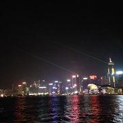 香港に来た!って感じの場所