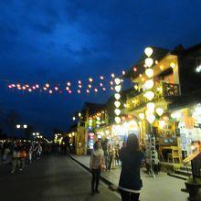 バクダン通り (ホイアン)