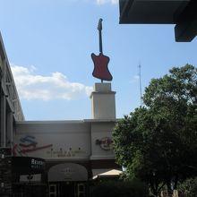 ハードロックカフェ (ヒューストン店)