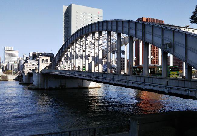 現存の可動橋