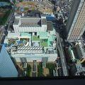 5つの建物・エリアで構成された巨大複合施設です!