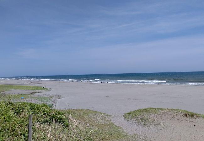 潮見坂海岸