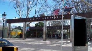 バルセロナ動物園