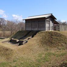 秋田城跡史跡公園(高清水公園)
