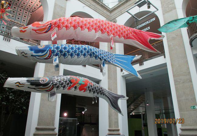 Ubersee Museum