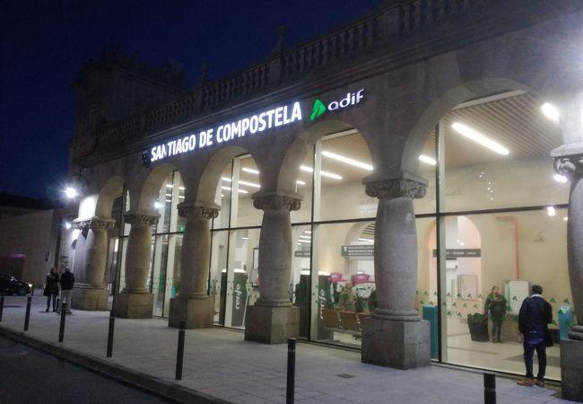 サンティアゴ デ コンポステーラ駅
