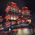 写真:新加坡佛牙寺龍華院