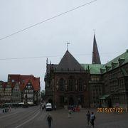 旧市街の通り