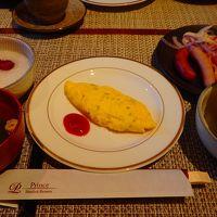 グランドプリンスホテル高輪、クラブラウンジ「花雅」の朝食