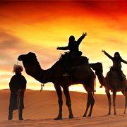 砂漠を去ったベルベルのノマド達。彼らは何故に故郷のサハラを追われたのか