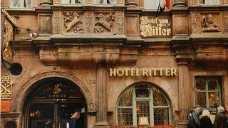 ホテル ツム リッター ザンクト ゲオルク