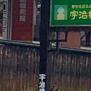 がんばってまっせ 宇治橋通り商店街