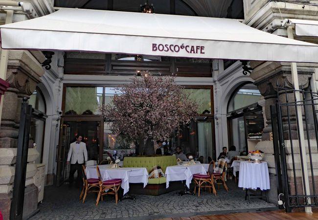 ボスコカフェ