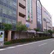 JR富山駅から至近のショッピングモール