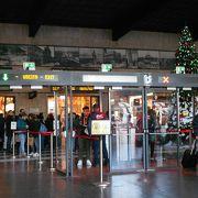 フィレンツェから普通列車でアッシジへ