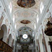 ルターにゆかりの美しい教会