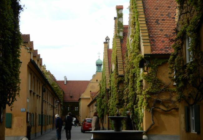 世界最古の社会福祉住宅