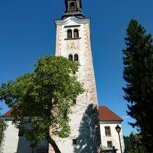 聖母被昇天教会 (聖マリア教会)
