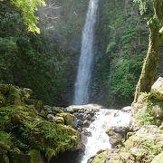 気軽に見に行ける良い滝です!!