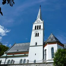 新しい教会です