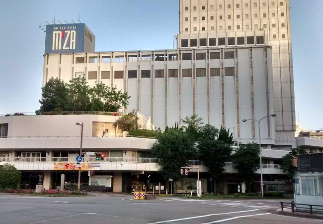 近江町市場に近い金沢の老舗デパート